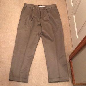Men's rarely worn dress pants